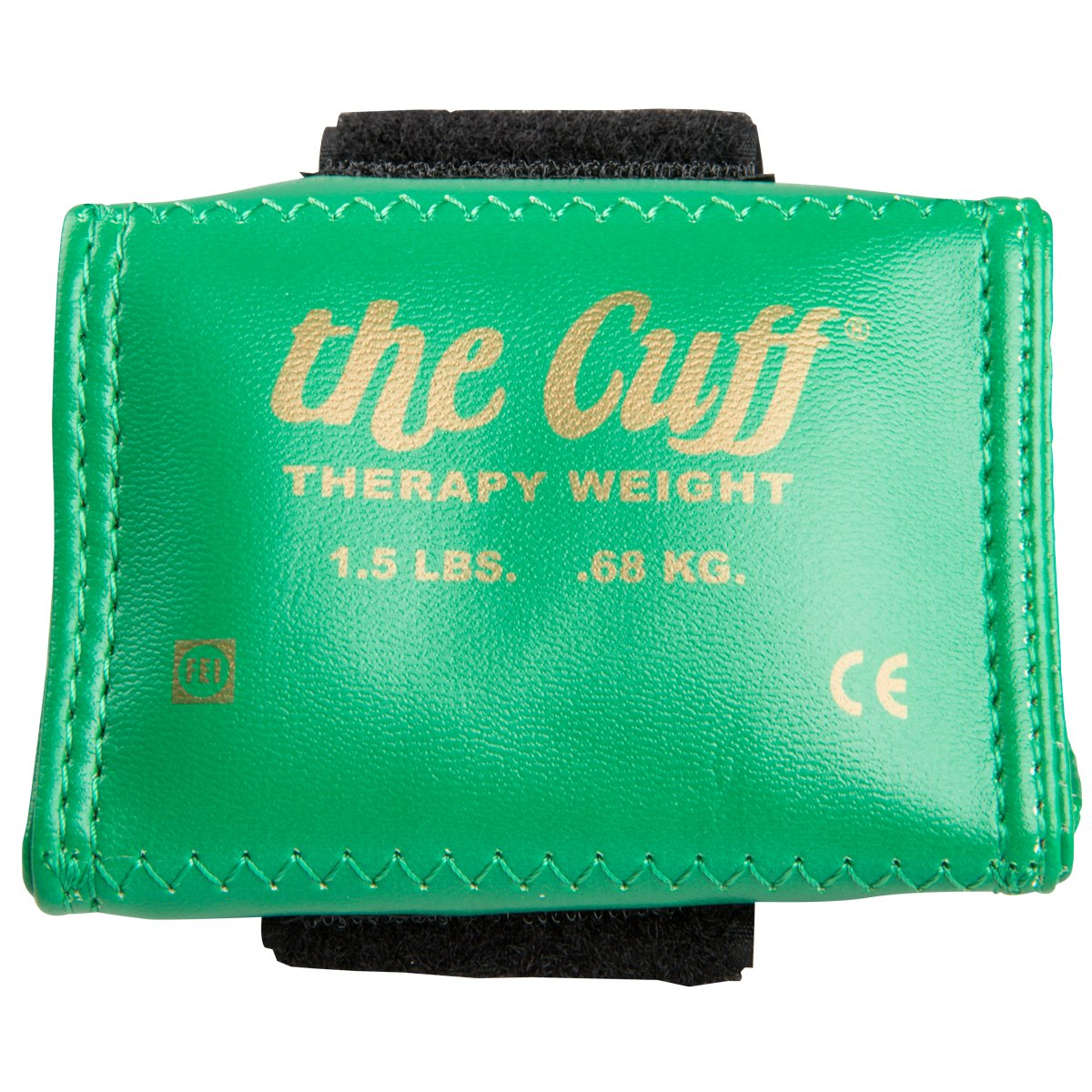 2.5 lb the Cuff Red Cando 10-0206 The Original Cuff Ankle and Wrist Weight