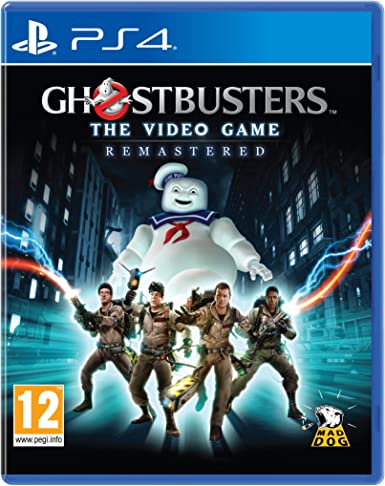 Ghostbusters The Video Game Remastered - PlayStation 4 ...
