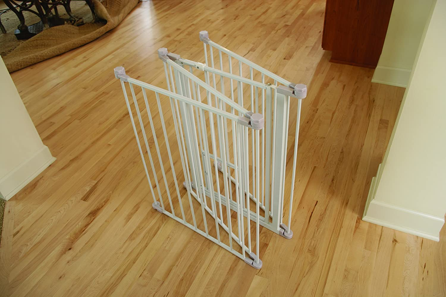 Amazon.com: Carlson Extra-Tall Flexi Pet Gate: Pet Supplies