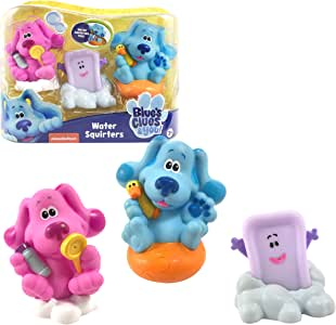 Blue's Clues & You! Deluxe Water Squirter Set (3-Pieces) Amazon Exclusive