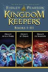 Kingdom Keepers Books 1-3: Featuring Kingdom Keepers I, II, and III Kindle Edition