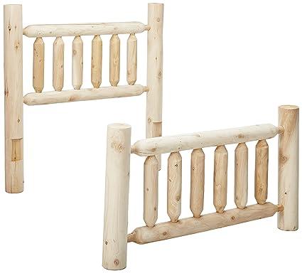 Amazon.com: Rustic Natural Cedar Furniture 100038A 100038A 100038A ...