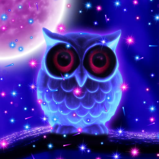 Free Owl Wallpapers: Amazon.com: Neon Owl: Appstore For Android