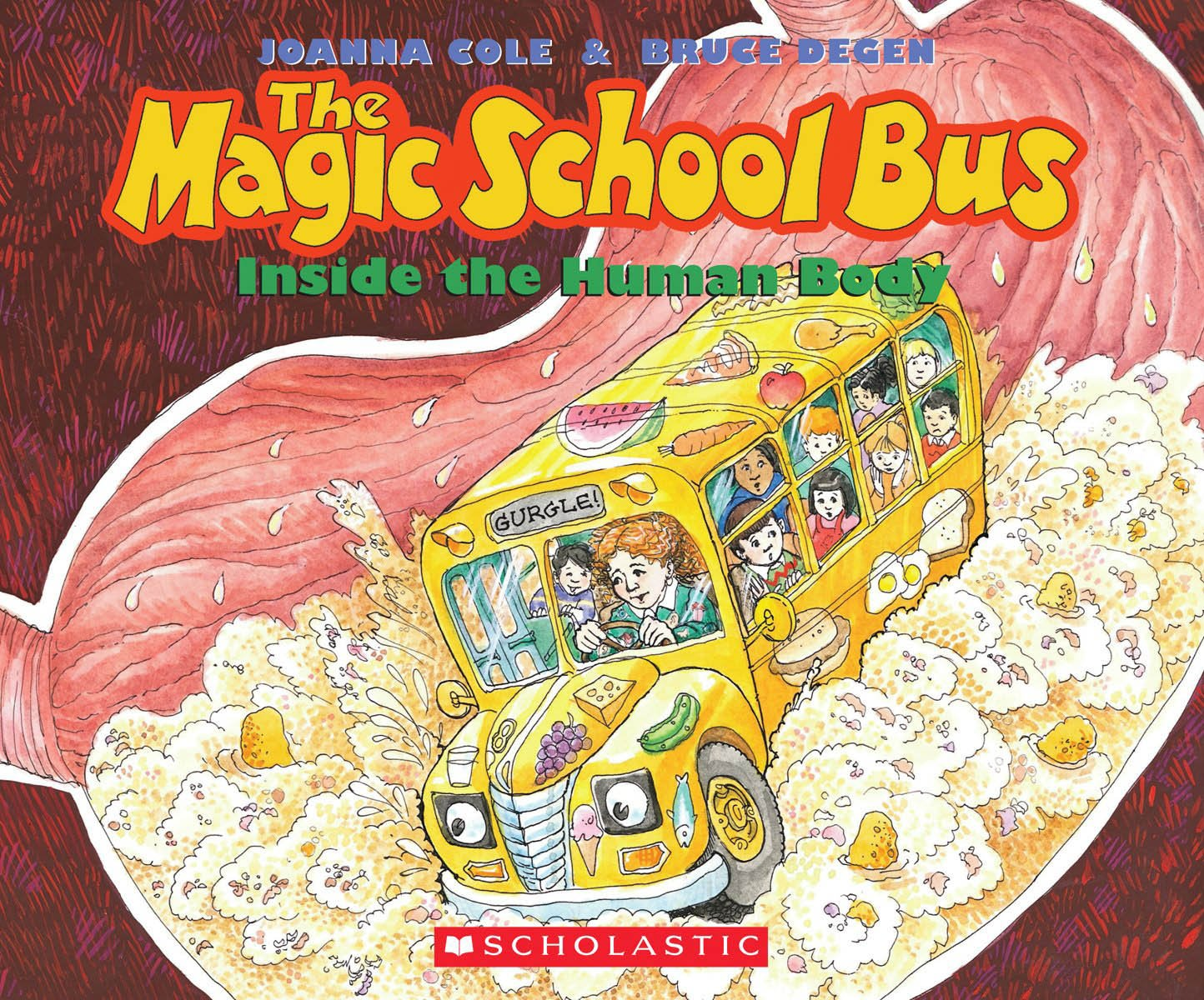 amazon the magic school bus inside the human body joanna cole