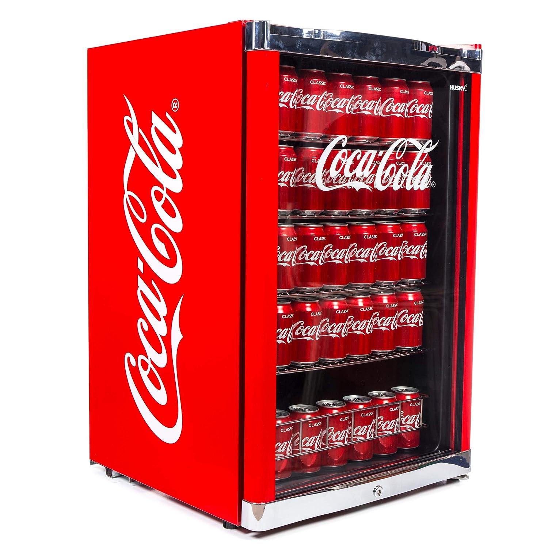 Husky Coca-Cola Undercounter Drinks Cooler