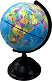Exerz Educational (Medium 20 cm) Swivel Globe - Dia 20cm