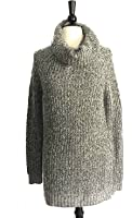 Mossimo Women's Vintage Cowl Neck Sweater