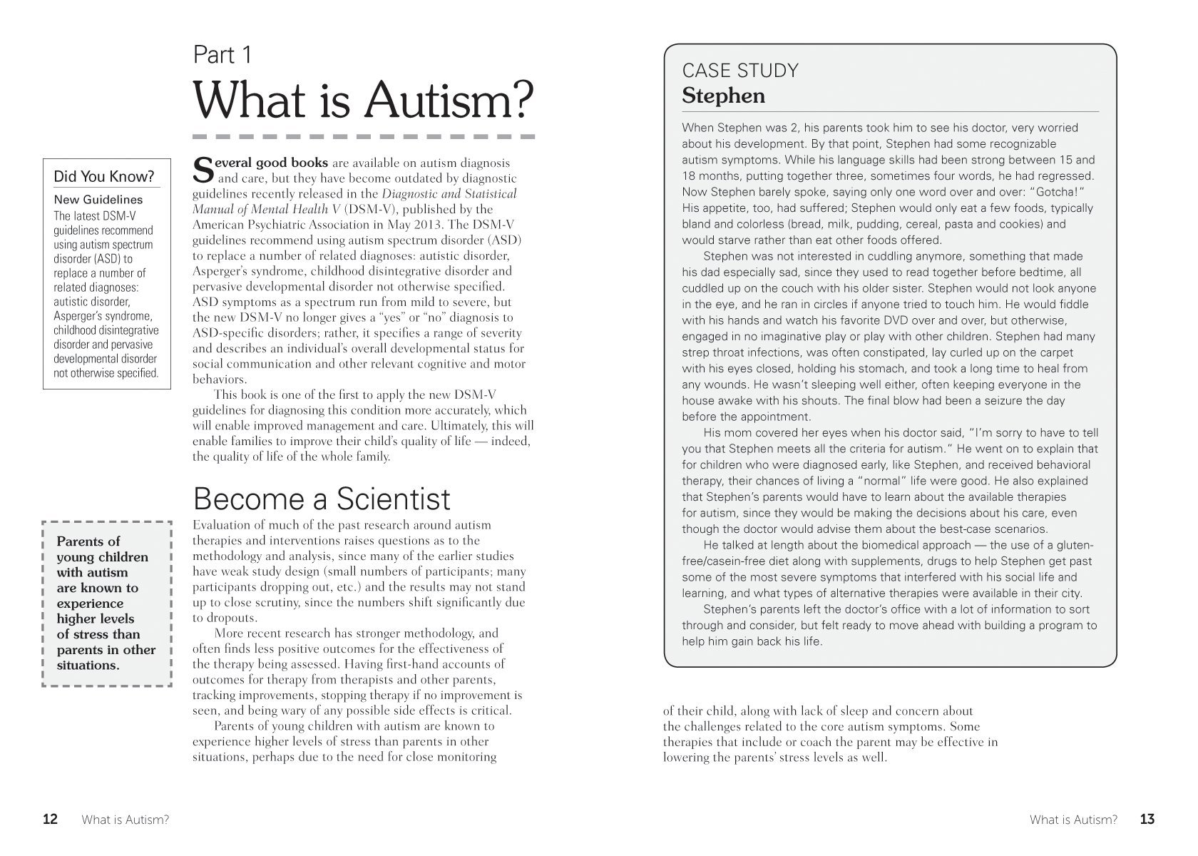 ASD The plete Autism Spectrum Disorder Health and Diet Guide