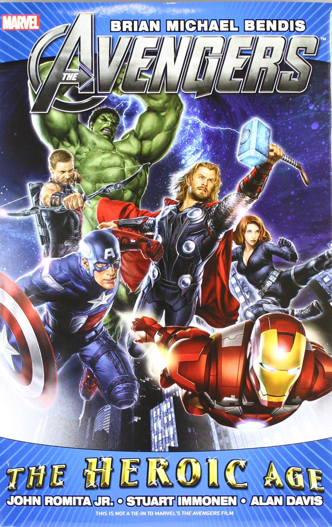 amazon com avengers the heroic age 9780785161981 brian michael