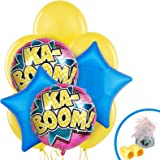 Superhero Girl Party Supplies - Balloon Bouquet