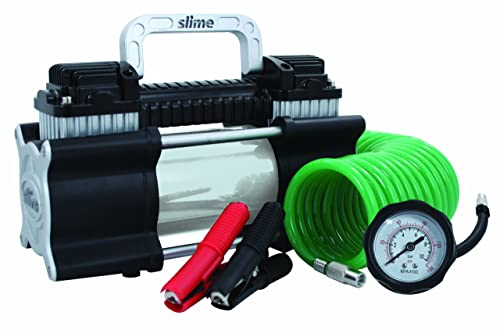 8. SLIME 40026 2X HEAVY DUTY DIRECT DRIVE TIRE INFLATOR