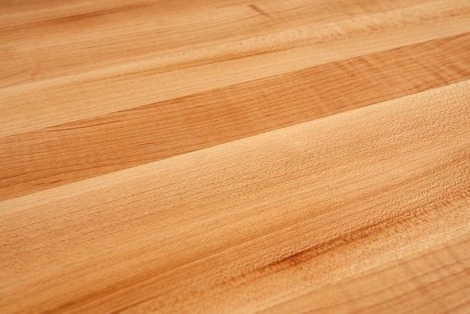 Maple Edge Grain Cutting Board 20 x 15 x 3 Wood Welded AJA02015