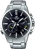 [カシオ]CASIO 腕時計 エディフィス TIME TRAVELLER スマートフォンリンクモデル EQB-700D-1AJF メンズ