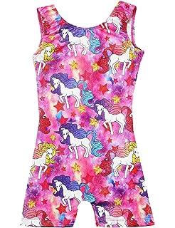 Amazon.com: DAXIANG - Leotardos de unicornio para niña ...