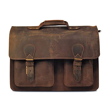 MANNA Leather Laptop Bag for new MacBook 12 quot  cb517a4ccc58e