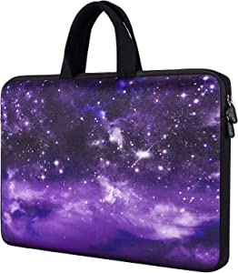 13.3-14 Inch Chromebook Case Laptop Carrying Bag Neoprene Sleeve Compatible with 14