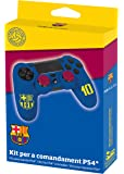 Subsonic kit pour manette PS4 licence officielle FCB - FC barcelone