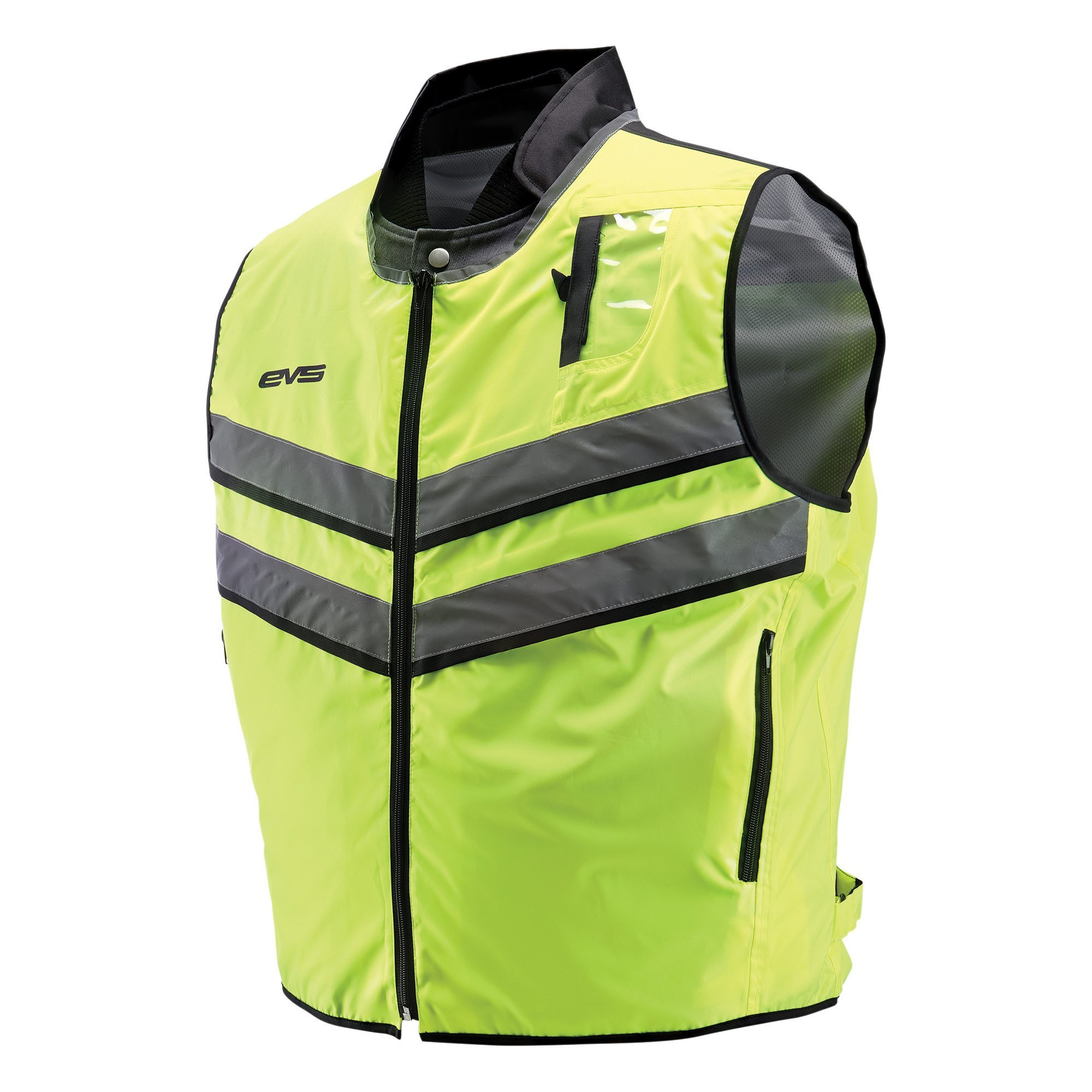EVS Sports Unisex-Adult's Street Touring Vest (Hi-Viz, XX-Large)