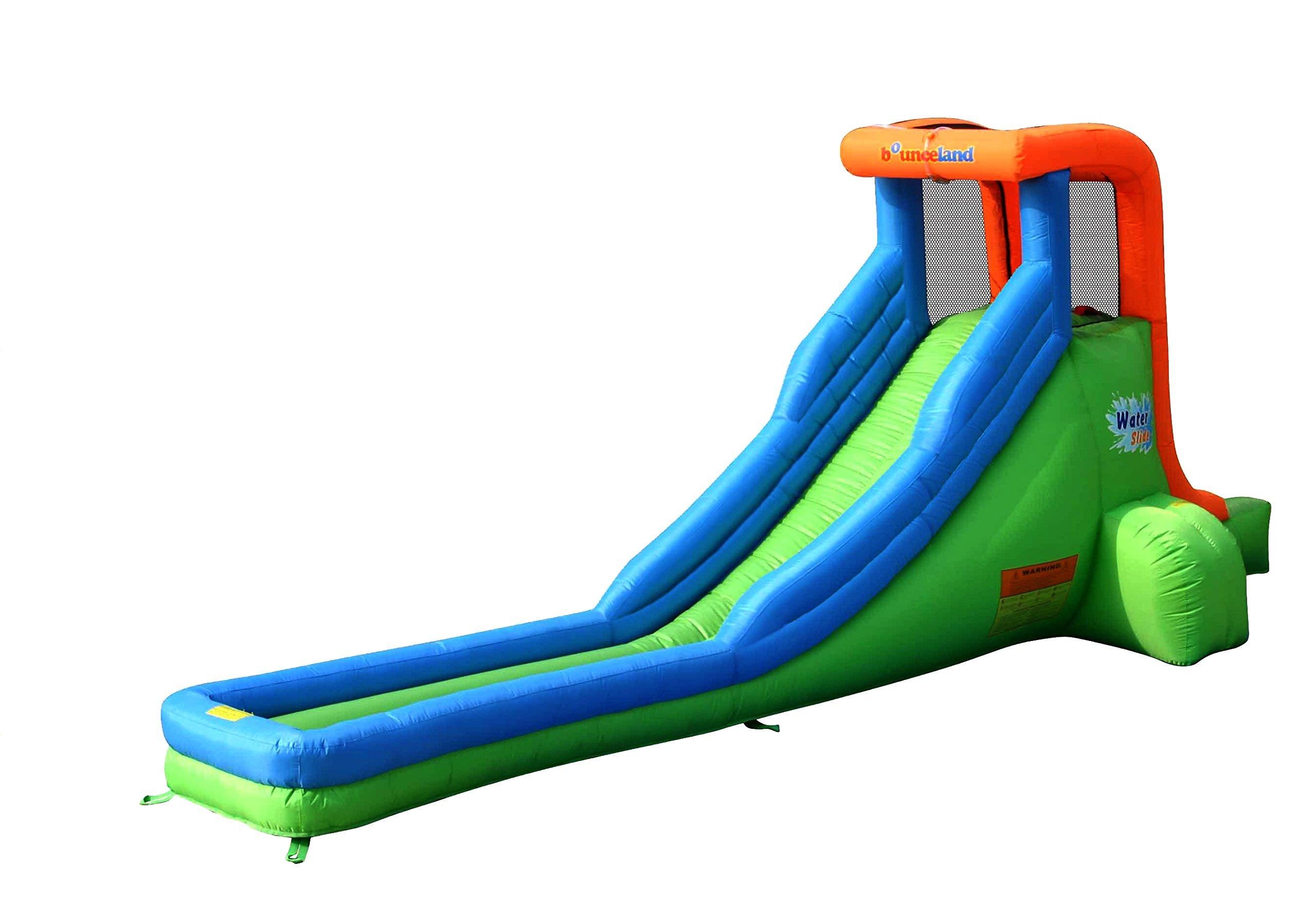 Bounceland Single Inflatable Water Slide