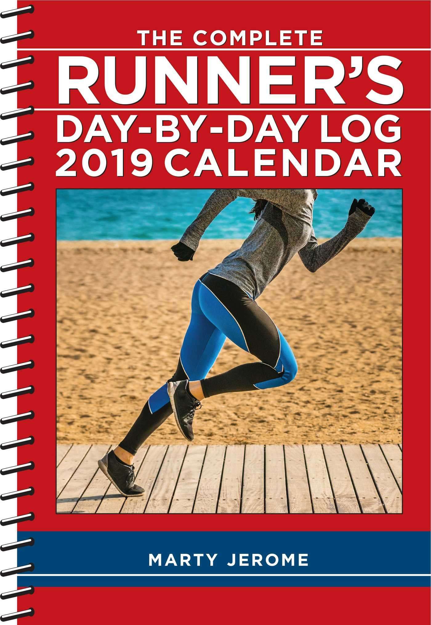 Complete Runners Day-by-Day Log 2019 Diary: Amazon.es ...