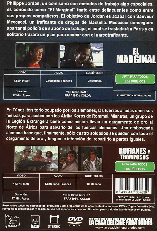 Amazon.com: Le Marginal - El Marginal / Les Morfalous ...