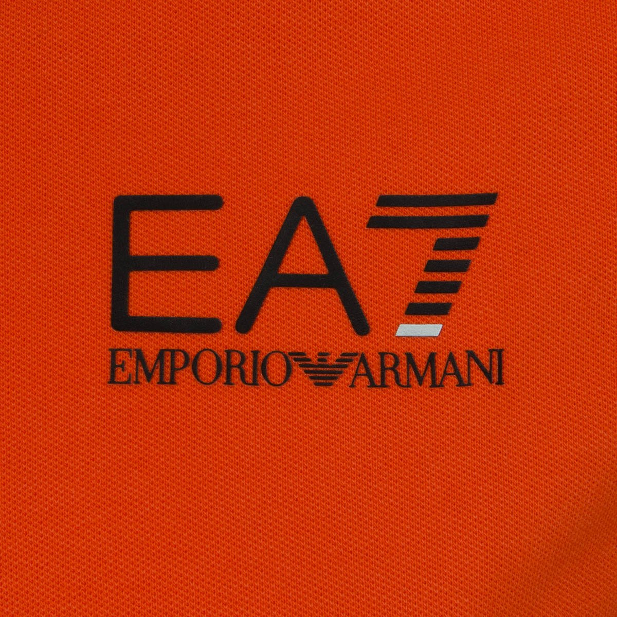 Emporio Armani - Polo - para hombre naranja naranja: Amazon.es ...