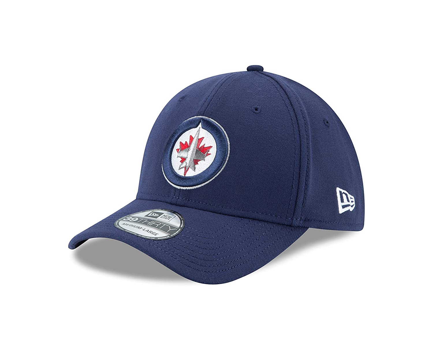 a59e1d24fc72db Amazon.com : New Era NHL Men's Team Classic 39Thirty Stretch Fit Cap :  Clothing
