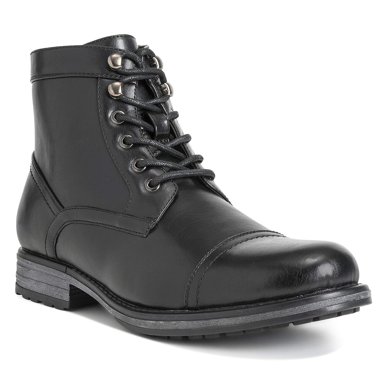 Hombres Queensberry Albert Smart Cuero Negocio Trabajo Oficina Botines: Amazon.es: Zapatos y complementos