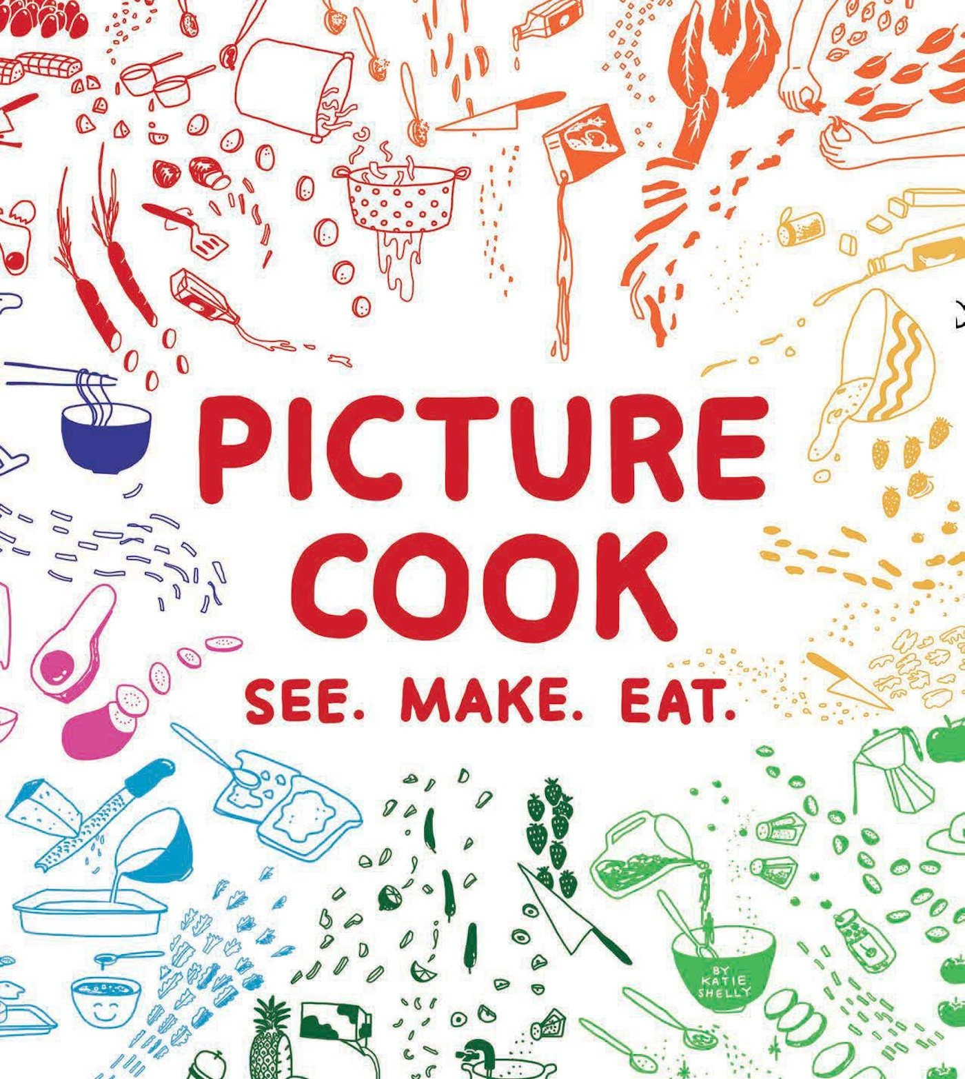 Picture Cook See Make Eat product image