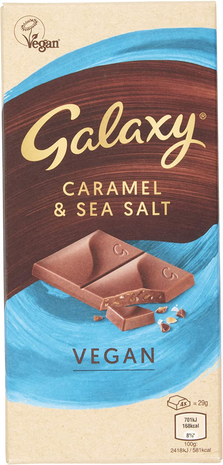 Galaxy Vegan Chocolate 10 Pack