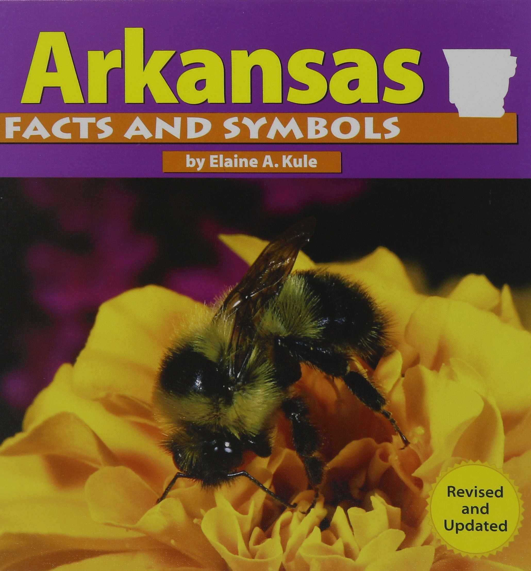 Arkansas Facts And Symbols States And Their Symbols Elaine A