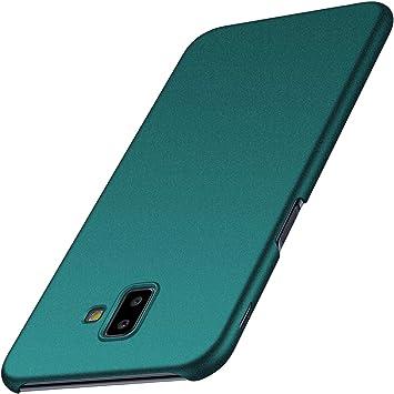 anccer Funda para Samsung Galaxy J6 Plus [Serie Colorida] [Ultra ...