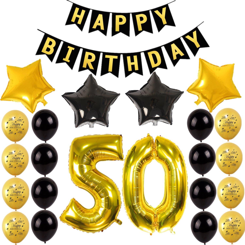 Amazon 30th Birthday Party Balloons Happy Birthday Balloon