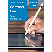 Contract Law (Macmillan Law Masters) (English Edition)