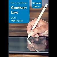 Contract Law (Macmillan Law Masters) (English Edition)