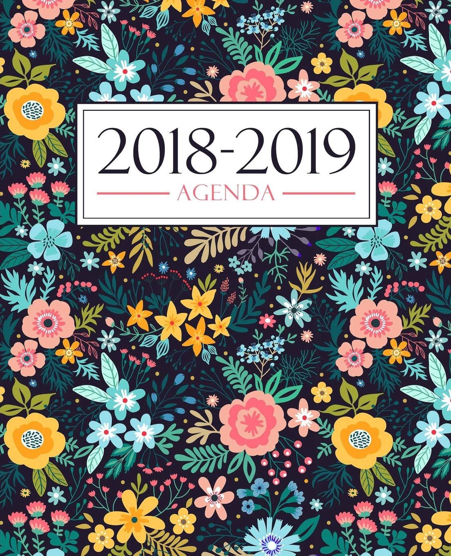 Amazon.com: Agenda 2018-2019: 190 x 235 mm : Agenda 2018 ...
