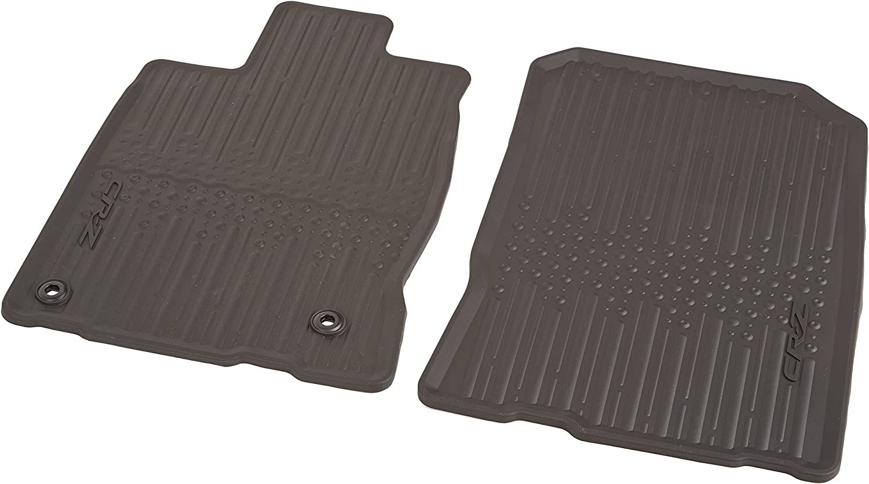 Perfect Fit Black Carpet Car Mats for Honda CR-Z 10 />