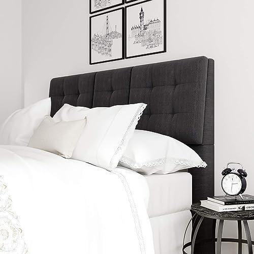 Serta Copenhagen Upholstered Tufted Built-in Storage