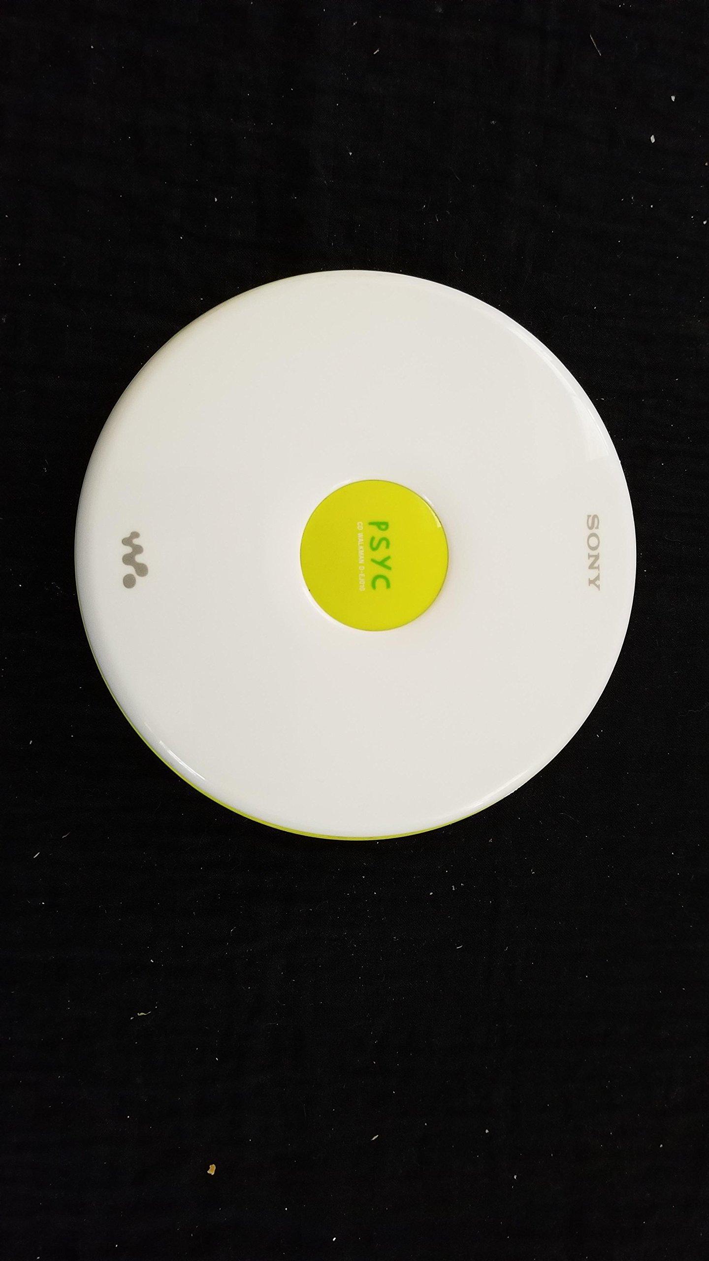 Sony PSYC CD Walkman D-EJ010