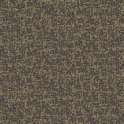 Holden Decor Blackgold Mayim Texture Wallpaper