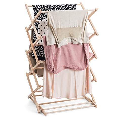 Amazon.com: Bartnelli - Tendedero colgante para ropa ...