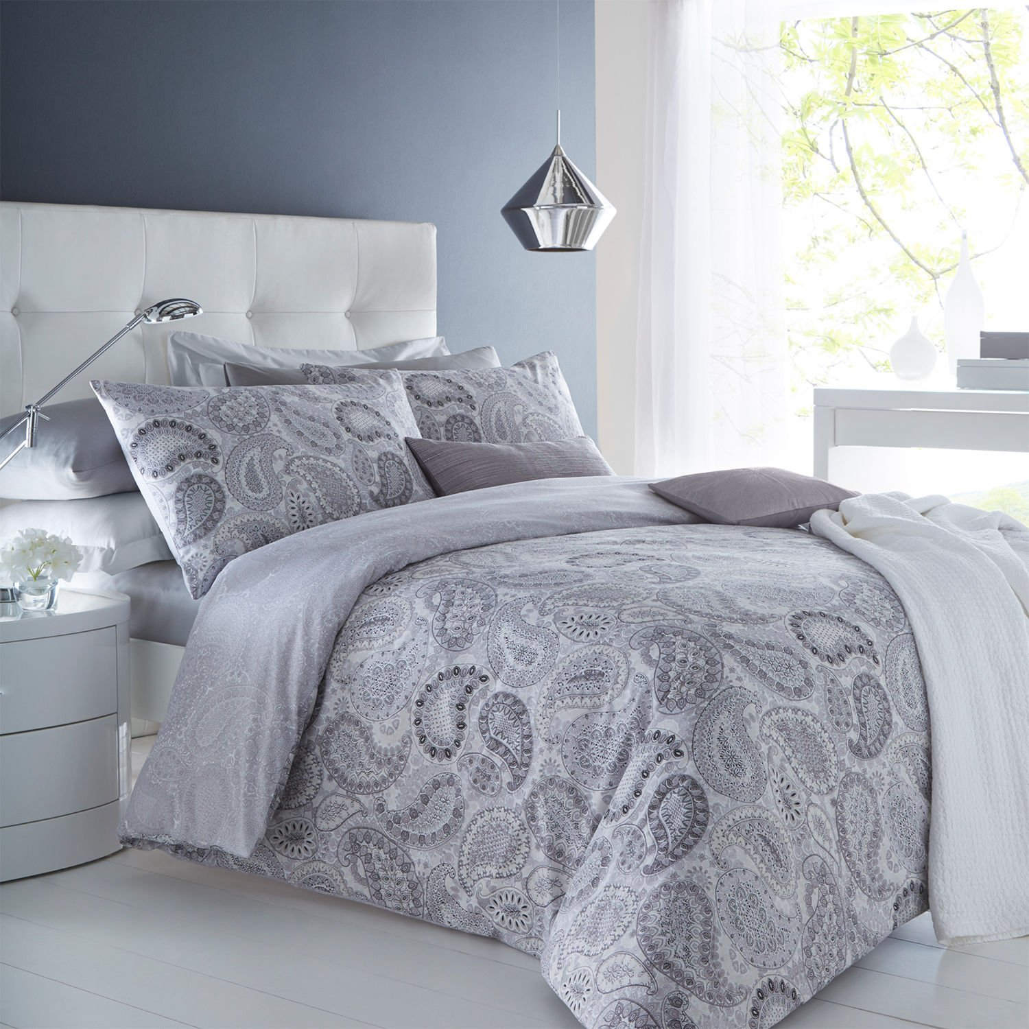 winter drop for ideal cover design linen hq bedeck full at duvet floral snow bedding formidable the of photos size grey cotton