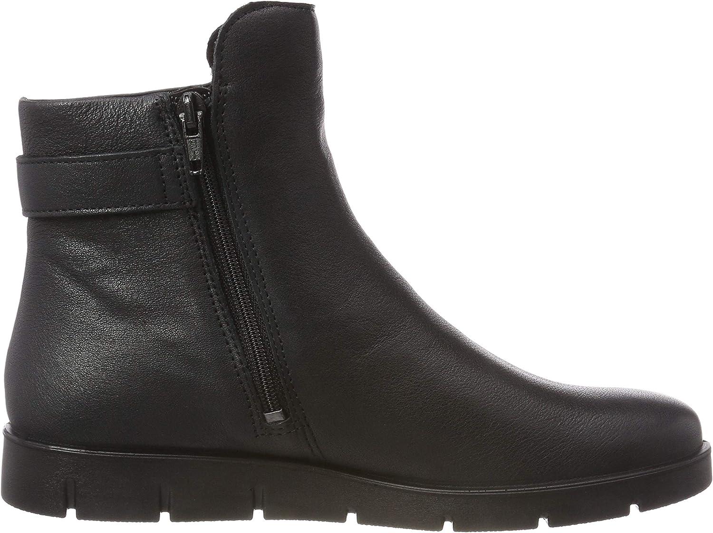 ECCO BELLA dames laarzen zwart zwart zwart 1001