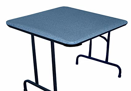 Fitted Card Table / Game Table Covers 32u0026quot; To 36u0026quot; Square   Granite  Look