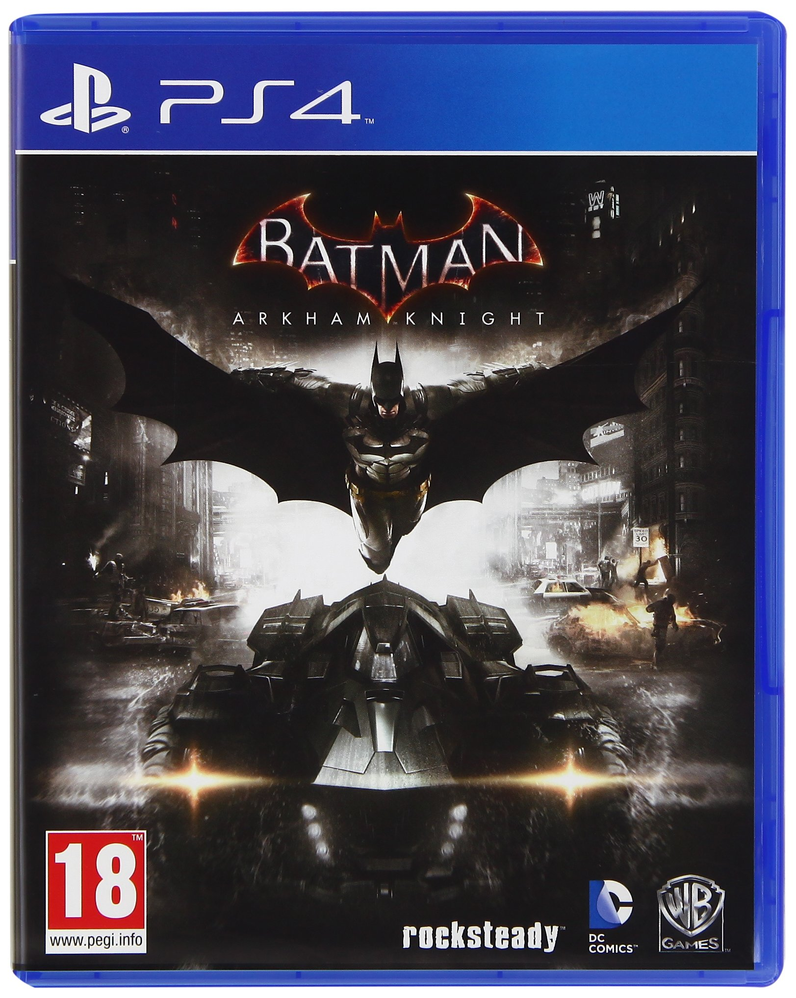 Batman Arkham Knight (PS4) product image