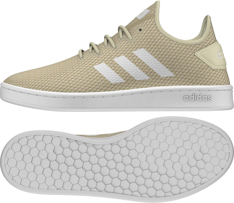 Adidas Herren Court Adapt Sneaker Savannah Footwear White Sand