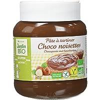 Jardin Bio Pâte à Tartiner Choco Noisettes sans Gluten 350 g - Lot de 3
