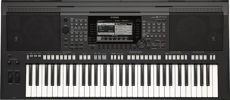 Yamaha PSR-S770 61-Key Arranger estación de trabajo