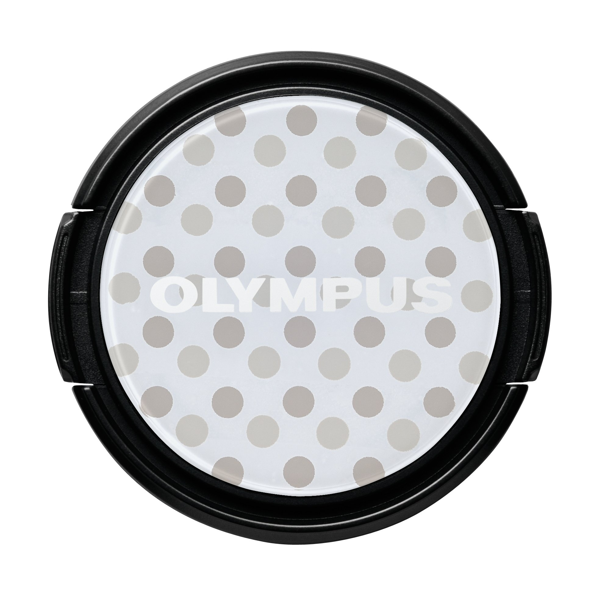 Olympus V6540036W000 Lens Cap LC-37PR Gray Dot (Gray)