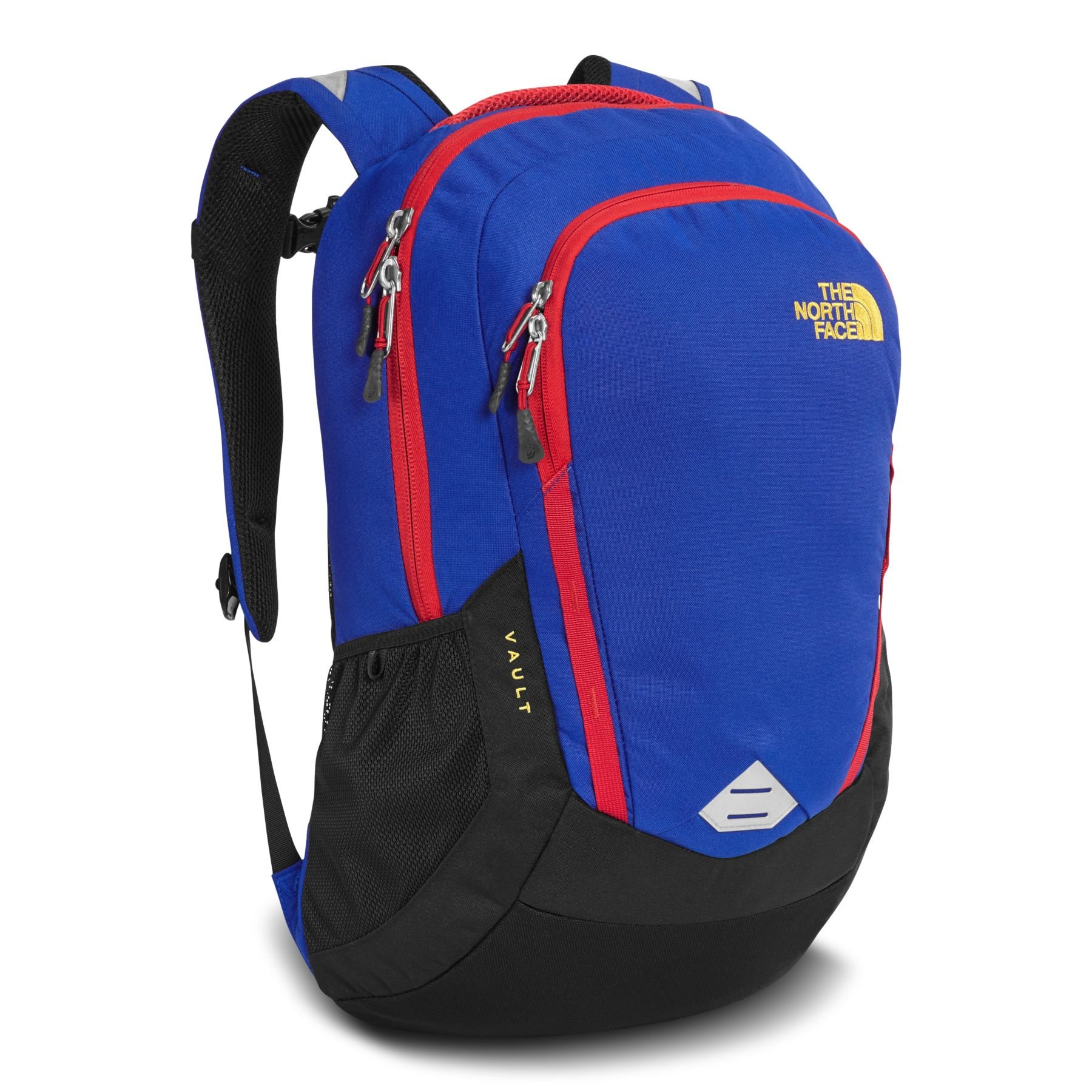 The North Face Vault Backpack, Bright Cobalt Blue/TNF Black, One Size